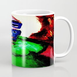 While The Sky Is Falling. Coffee Mug