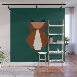 Little Owl Wall Mural