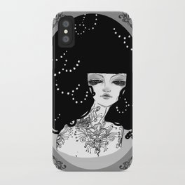 WHITEOUT - 'Oh So Melochromatic' iPhone Case