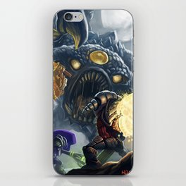 Roshan iPhone Skin