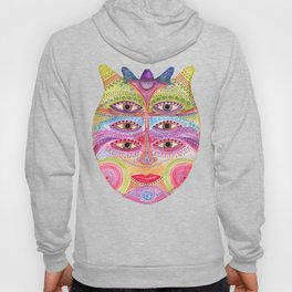 kindly expressed kind of kindness mask Hoody