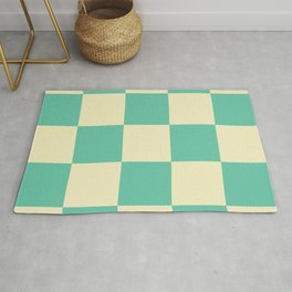 Classic Checker Laestrygonians Rug