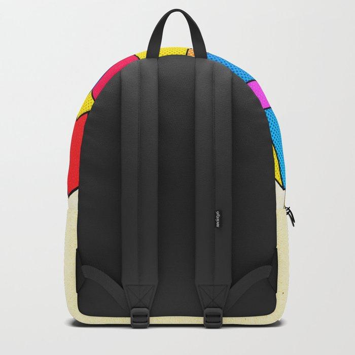 - summer Stadt - Backpack