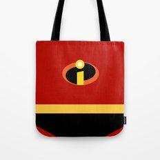 Incredible - Superhero Tote Bag