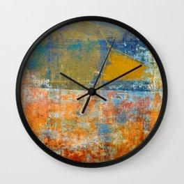 El Brezal Wall Clock