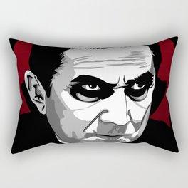 I am Dracula Rectangular Pillow