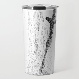 Bonefire Lit Travel Mug