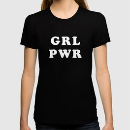 GRL PWR T-shirt