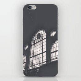 Let The World Goes By  - Central Market Budapest Hungary iPhone Skin