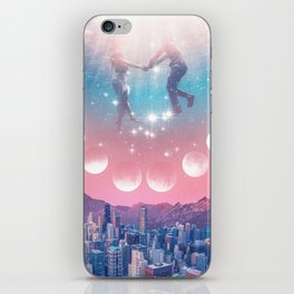 NOBODY, BABY, BUT YOU & ME iPhone Skin