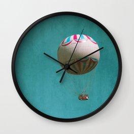 You Blow Me Away - Hot Air Balloon Wall Clock