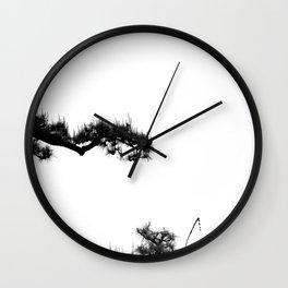hisomu A. Wall Clock