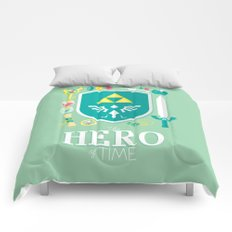 Hero of Time Comforters