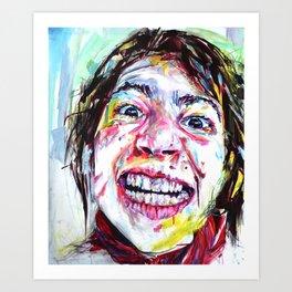 Marion Art Print