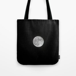 Supermoon Tote Bag
