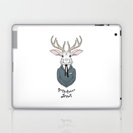 Epistolarus Lepus (milk) Laptop & iPad Skin