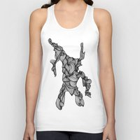 doodle Tank Tops featuring Doodle by Jessica Stevens