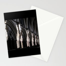 New Gothic Arches Stationery Cards