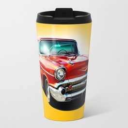 57 Chevy Travel Mug