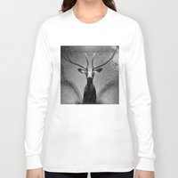 king Long Sleeve T-shirts featuring King by BarWy