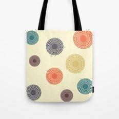 Circles - 7 Tote Bag