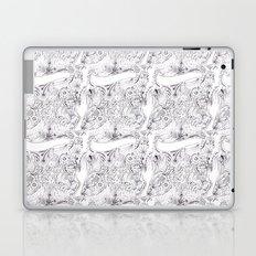Lady Fleur Fingers  Laptop & iPad Skin