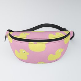 Cute yellow duckies Fanny Pack