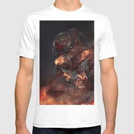 Thoughts of A Dying Atheist T-shirt
