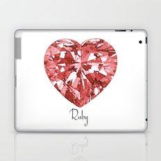 Ruby Laptop & iPad Skin
