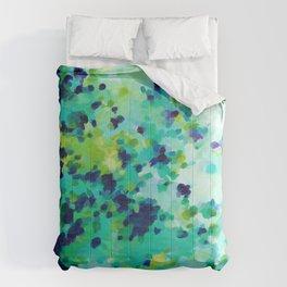 Aquamarine Addiction Comforters