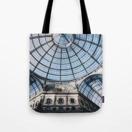 Galleria Vittorio Emanuele II in Milan Tote Bag