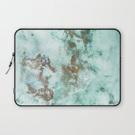 MARBLE - INKED INCEPTION - GOLD & ICE Laptop Sleeve