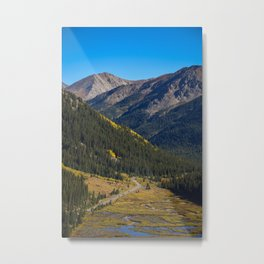 Independence Pass 1 Metal Print