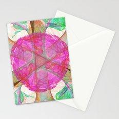Gardenia Nebulae Stationery Cards