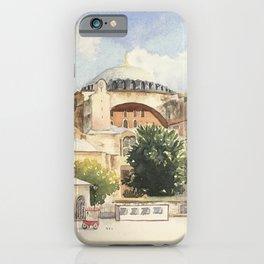 Hagia Sofia iPhone Case