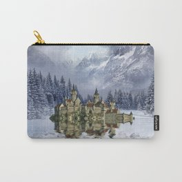 Upon the glacier Carry-All Pouch