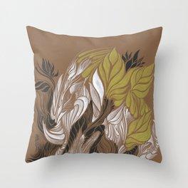 Watercolor 1 Throw Pillow