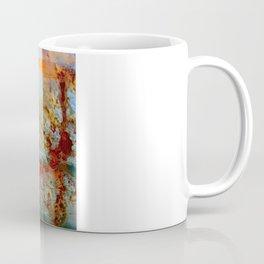 Under Fire Lake Coffee Mug