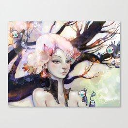 Enramada Canvas Print