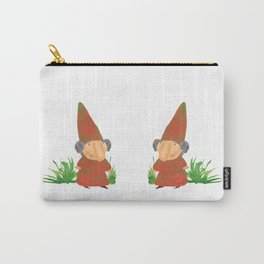 Wilhelmina the Gnome Carry-All Pouch