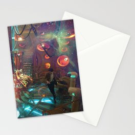 doctor who 009 Stationery Cards