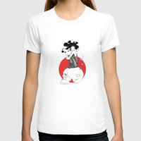 sandman T-shirts featuring Death by Jen Del Pozo