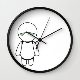 Marvin,  the Paranoid Android Wall Clock