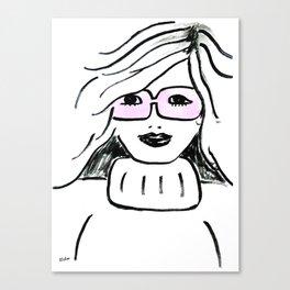 Winter Chic 2011 Canvas Print