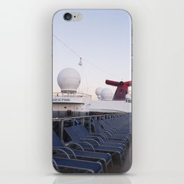 Bahamas Cruise Series 19 iPhone Skin