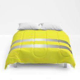 Yellow Vest Costume Comforters