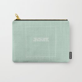 kenny (mint) Carry-All Pouch