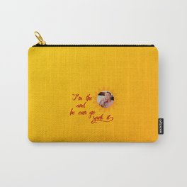 i'm the sun  Carry-All Pouch