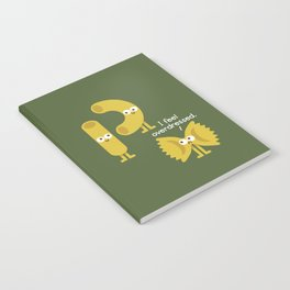 Pasta Party Notebook