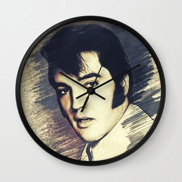 Elvis Presley, Music Legend Wall Clock